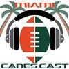 Cover image of Canecast:  Miami Hurricanes