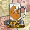 Cover image of Dire Weasels: A real(ish) play 5e Dungeons and Dragons podcast