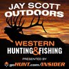 Cover image of Jay Scott Outdoors Western Big Game Hunting and Fishing Podcast