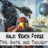 Cover image of Halo: Reach Forge Tips, Hints, and Thoughts