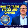 Cover image of How to Trade Stocks and Options Podcast by 10minutestocktrader.com