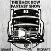 Cover image of The Back Row Fantasy Show : Fantasy Football Podcast
