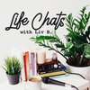Cover image of Life Chats with Liv B