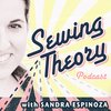 Cover image of Sewing Theory Podcast - Get a Big Bang from Every Stitch You Sew