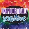 Cover image of Unapologetically Sensitive