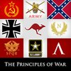 Cover image of The Principles of War - Lessons from Military History on Strategy, Tactics and Leadership.