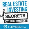 Cover image of Real Estate Investing Secrets - FlipNerd (Audio Version)