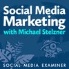 Cover image of Social Media Marketing Podcast