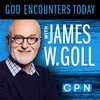Cover image of God Encounters Today with James W. Goll