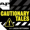 Cover image of CAUTIONARY TALES with Jason Pettigrew