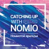 Cover image of Catching Up With Nomio /  Номиотой Ярилцъя