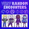 Cover image of Very Random Encounters: Chaotic Improv Actual Play